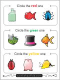 Worksheet Lab : free printable activities for preschool and ...